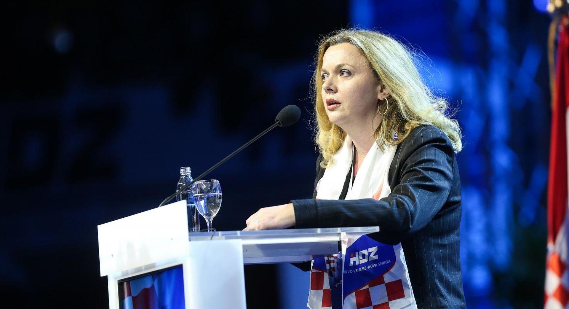 Europski parlament u Marakešu predstavljat će Željana Zovko