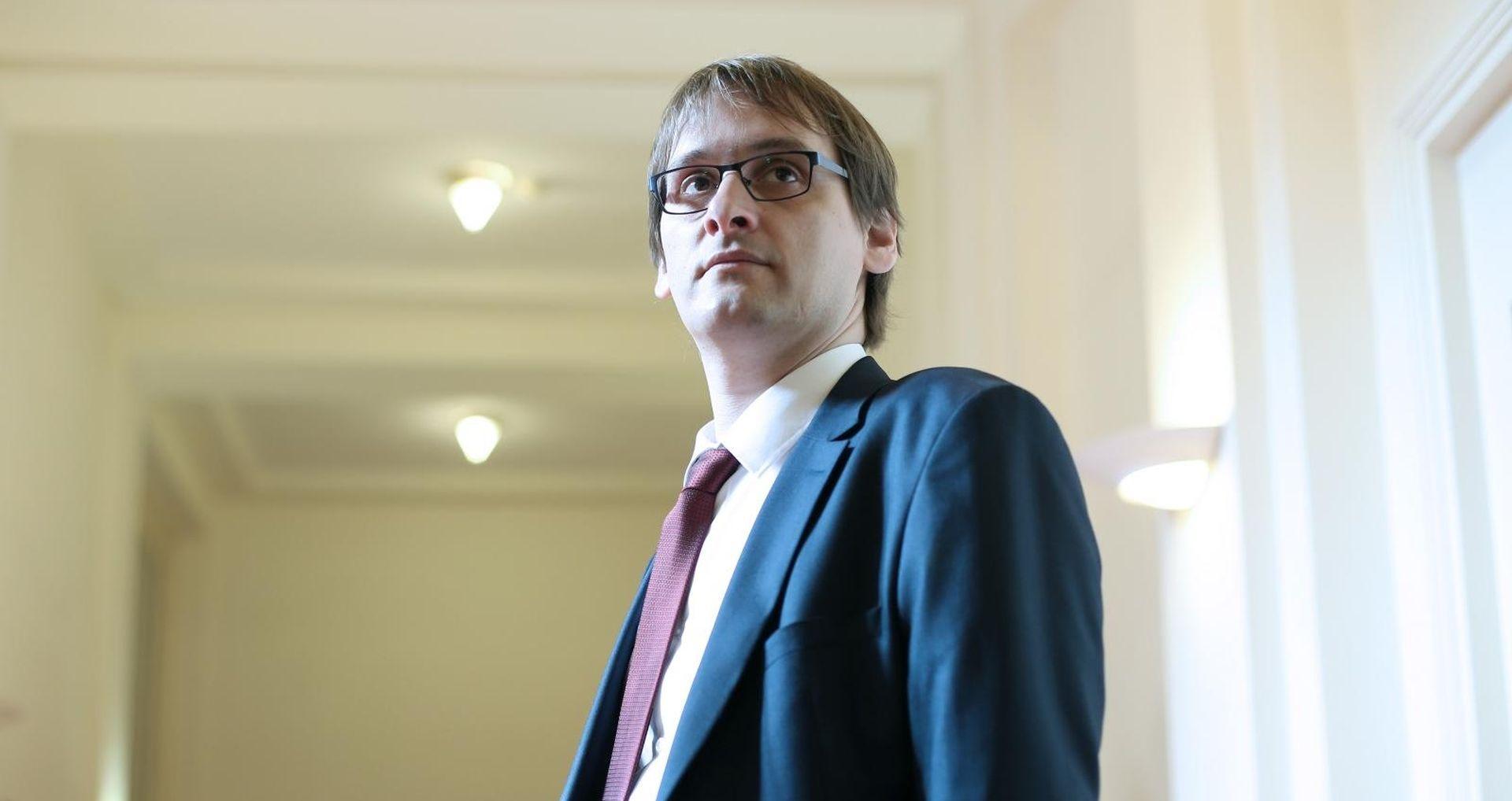 Marko Vučetić najavio kandidaturu za predsjednika RH