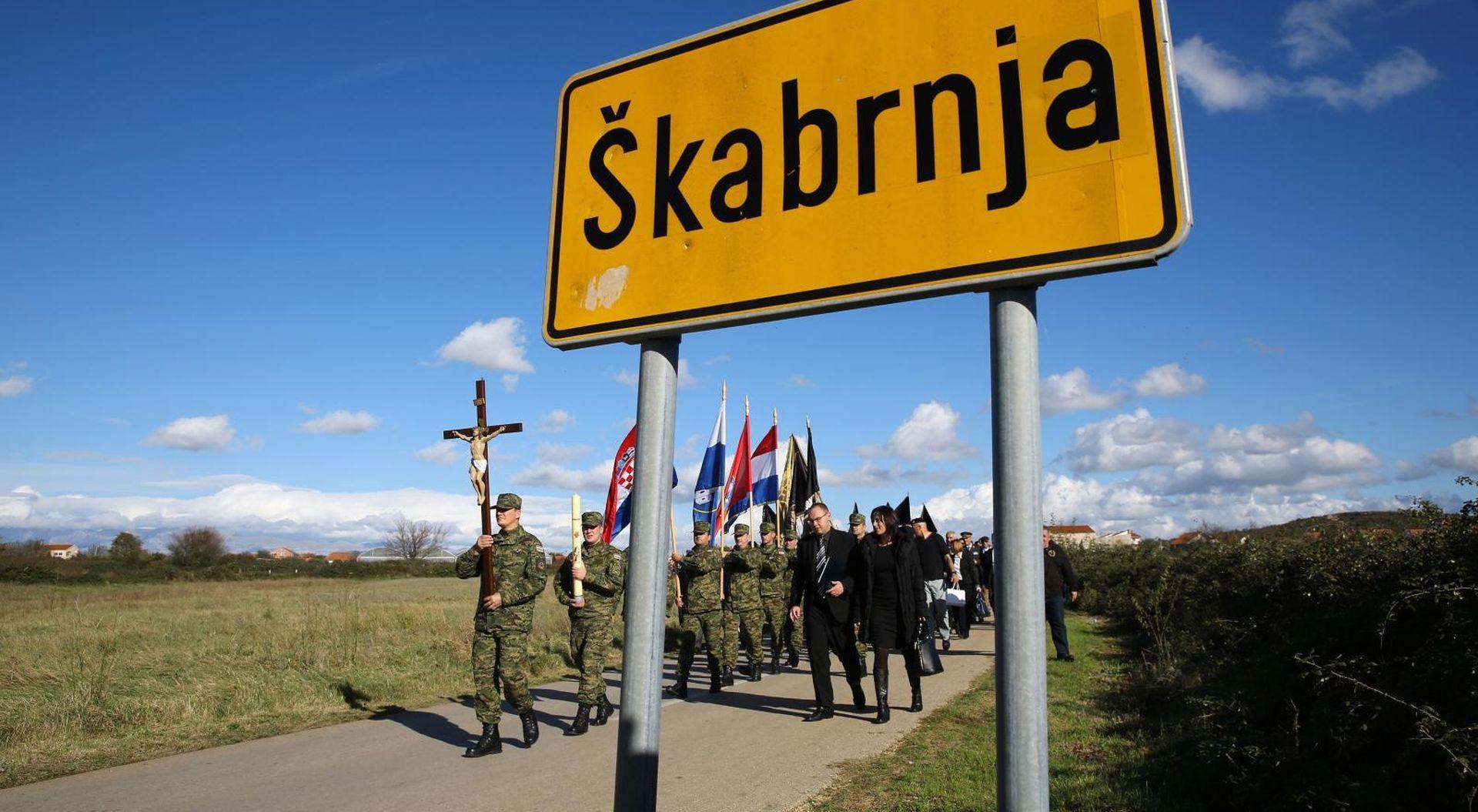 ŠKABRNJA Počelo komemorativno obilježavanje 27. godišnjice stradanja