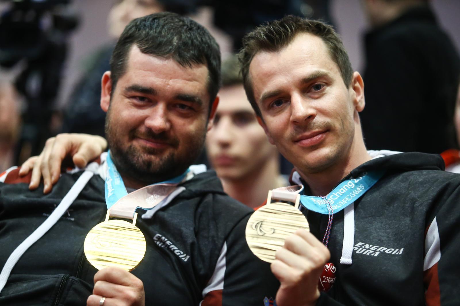 Paraolimpijac Bošnjak osvojio srebro i broncu