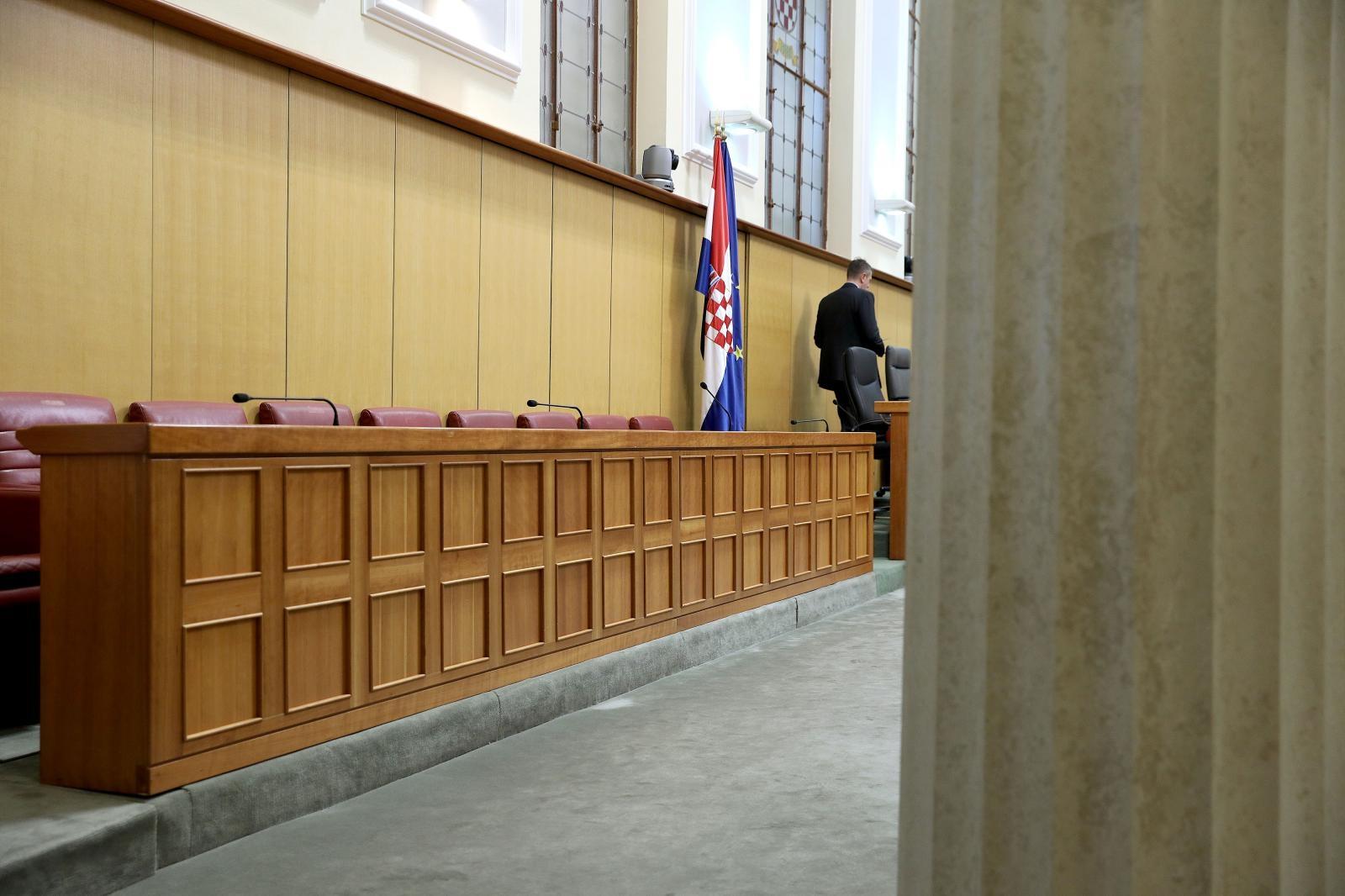 U srijedu izjašnjavanje o amandmanima na paket poreznih zakona