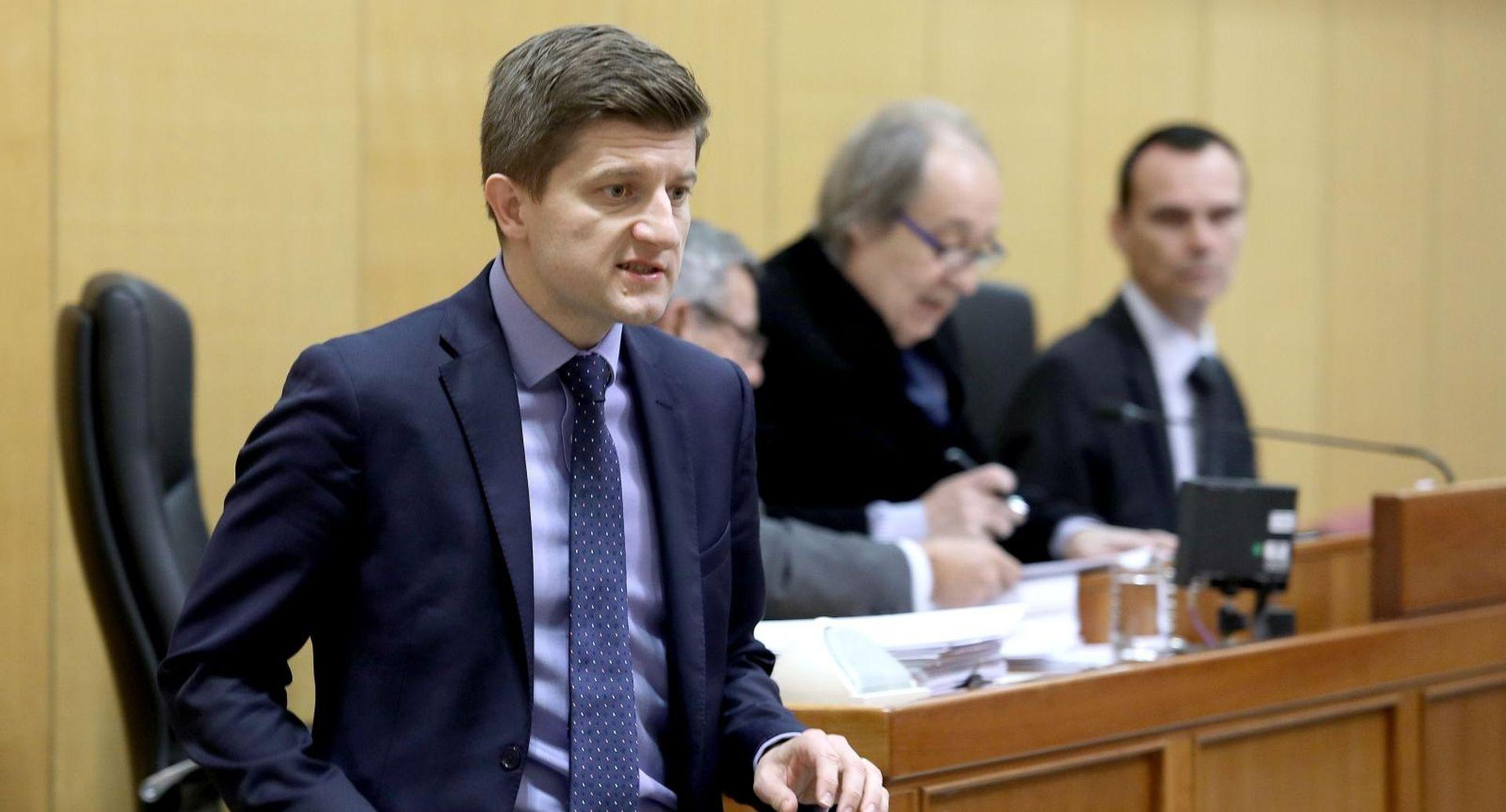 Hrvatski sabor donio paket poreznih zakona