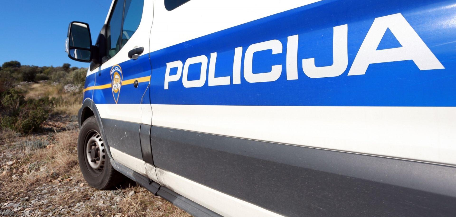 TROGIR Uhićen muškarac koji je drugom sinoć propucao nogu