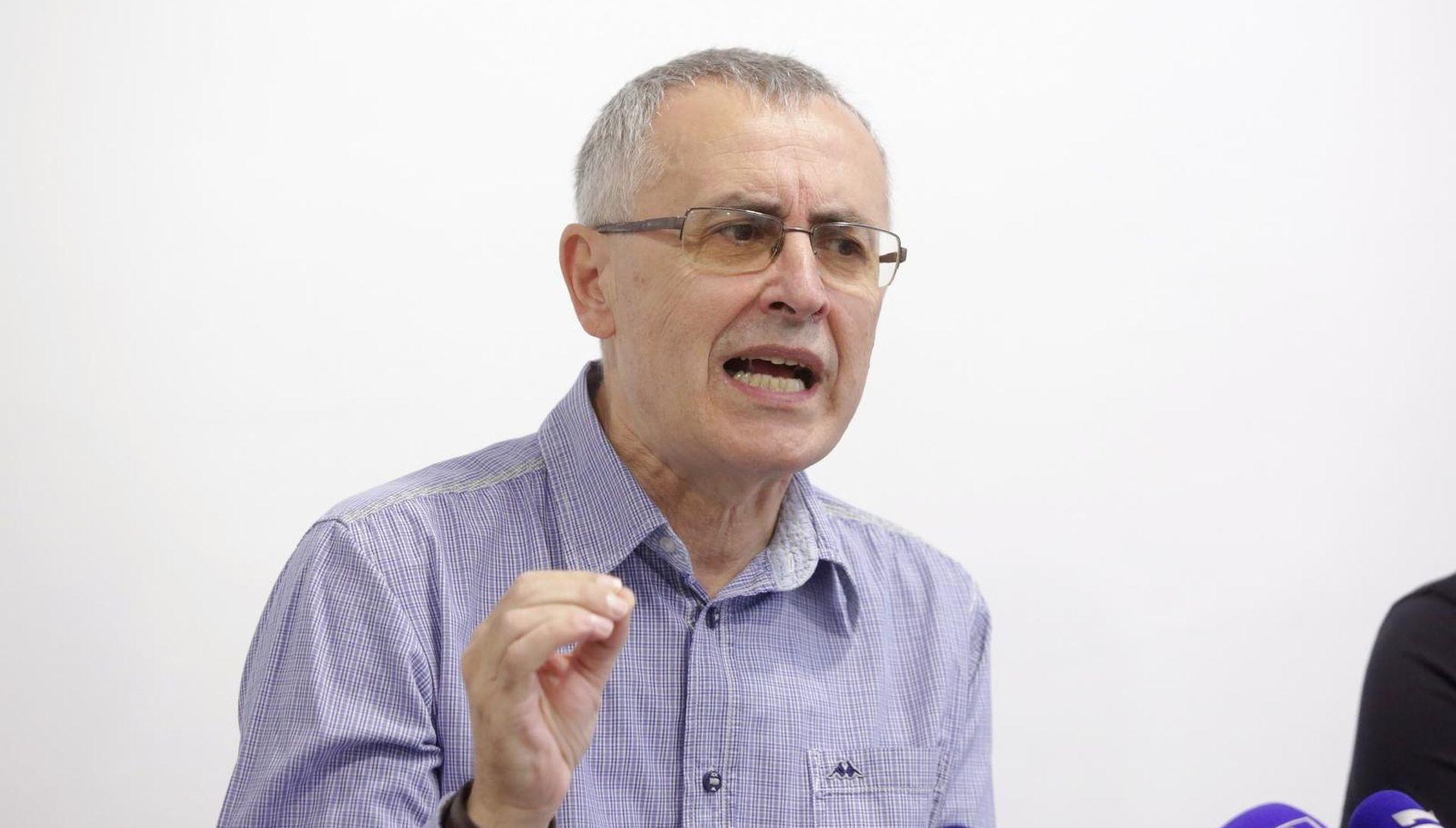 Danas štrajk nastavnika iz sindikata Preporod