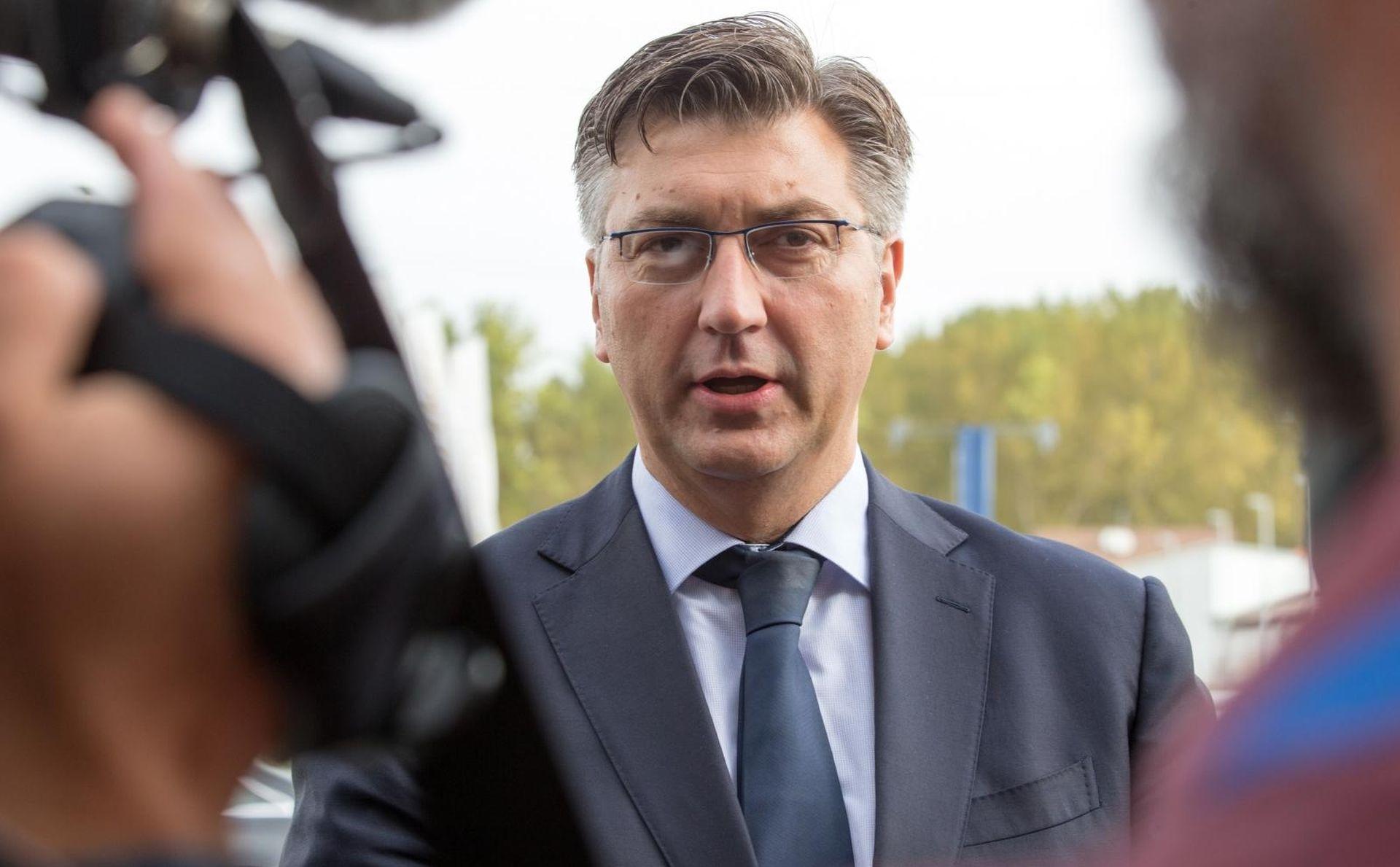 Plenković u radnom posjetu Kini želi ojačati bilateralne odnose