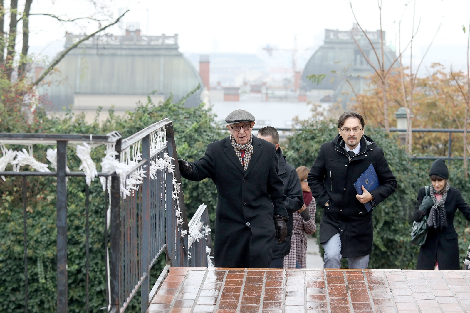 Plenković prenio Meronu da Hrvatska nastavlja s procesuiranjem ratnih zločina