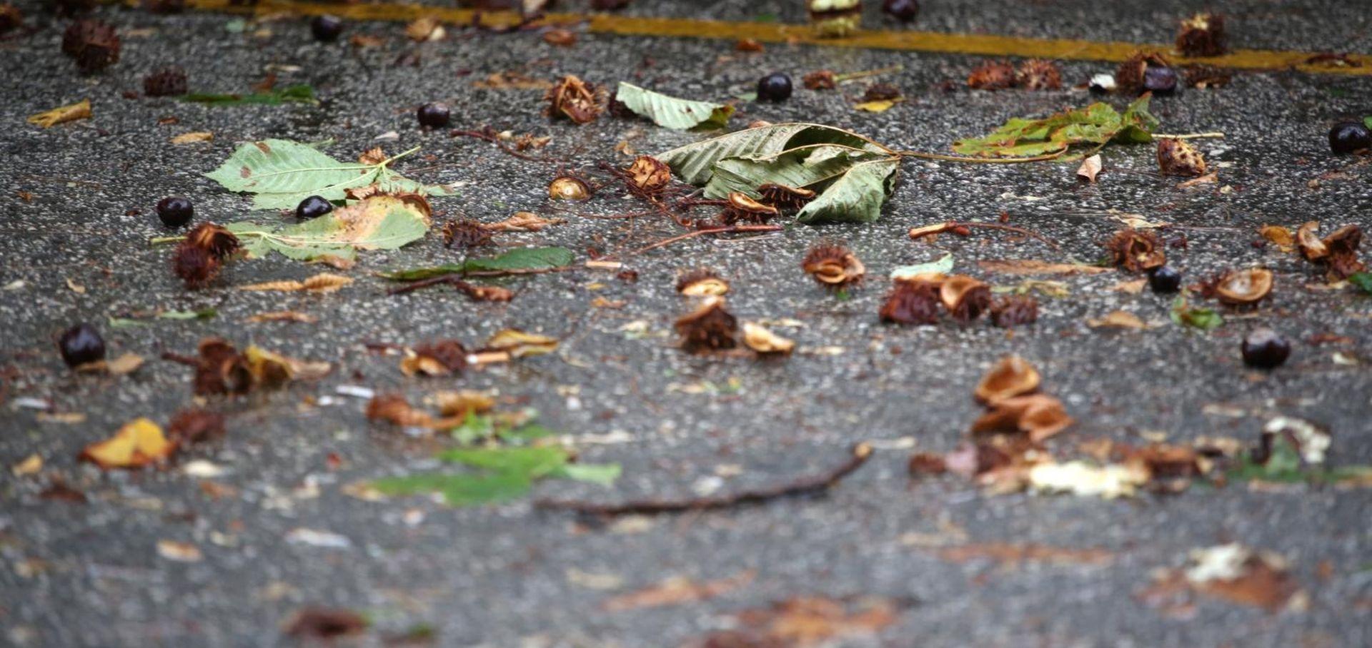 Obilna kiša 'potopila' Makarsku