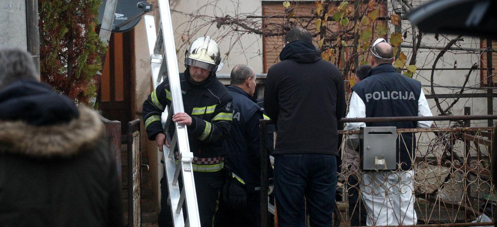 Uhićen osumnjičeni za dvostruko ubojstvo u Zagrebu