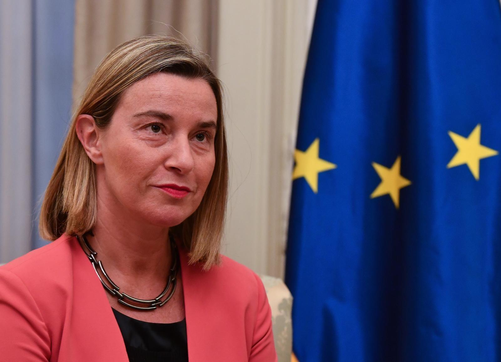 Mogherini najavila da će ministri EU-a i u prosincu razgovarati o BiH