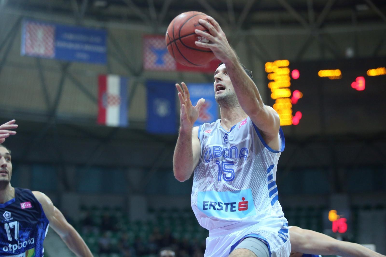 ABA LIGA Partizan – Cibona 86-67