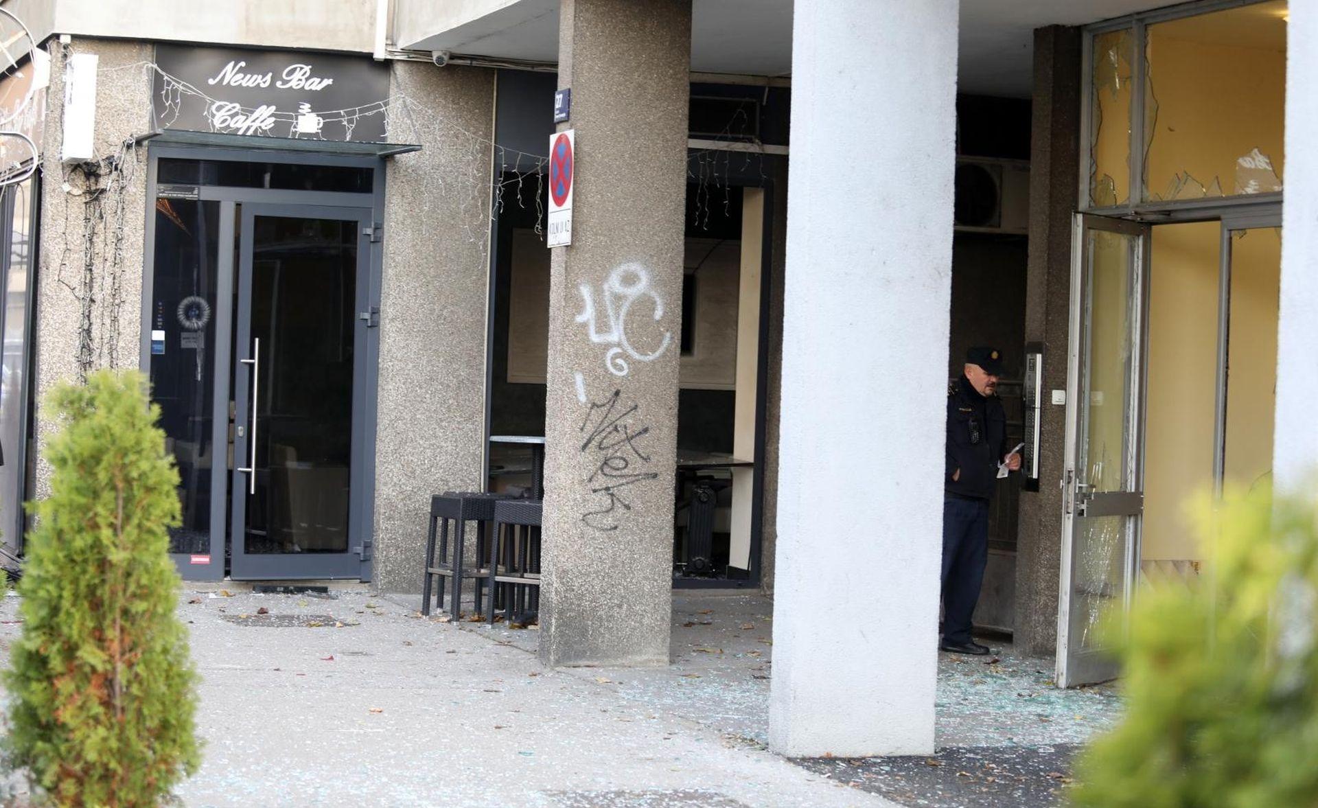 FOTO: Snažna eksplozija zatresla centar Zagreba
