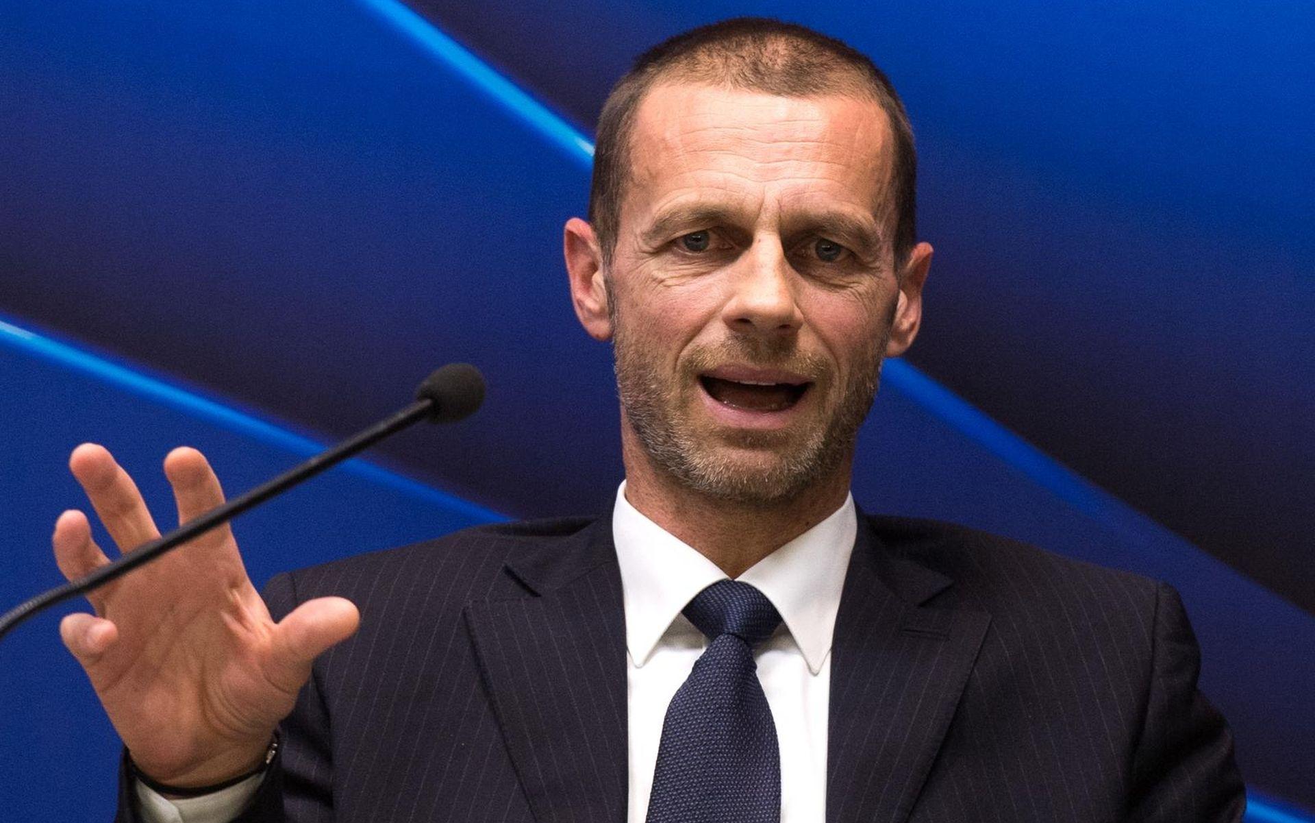 Čeferin jedini kandidat za predsjednika UEFA-e