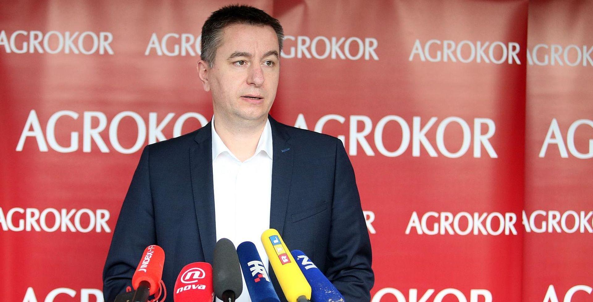 """PERUŠKO """"Radnicima Agrokora božićnica od 1500 kuna"""""""