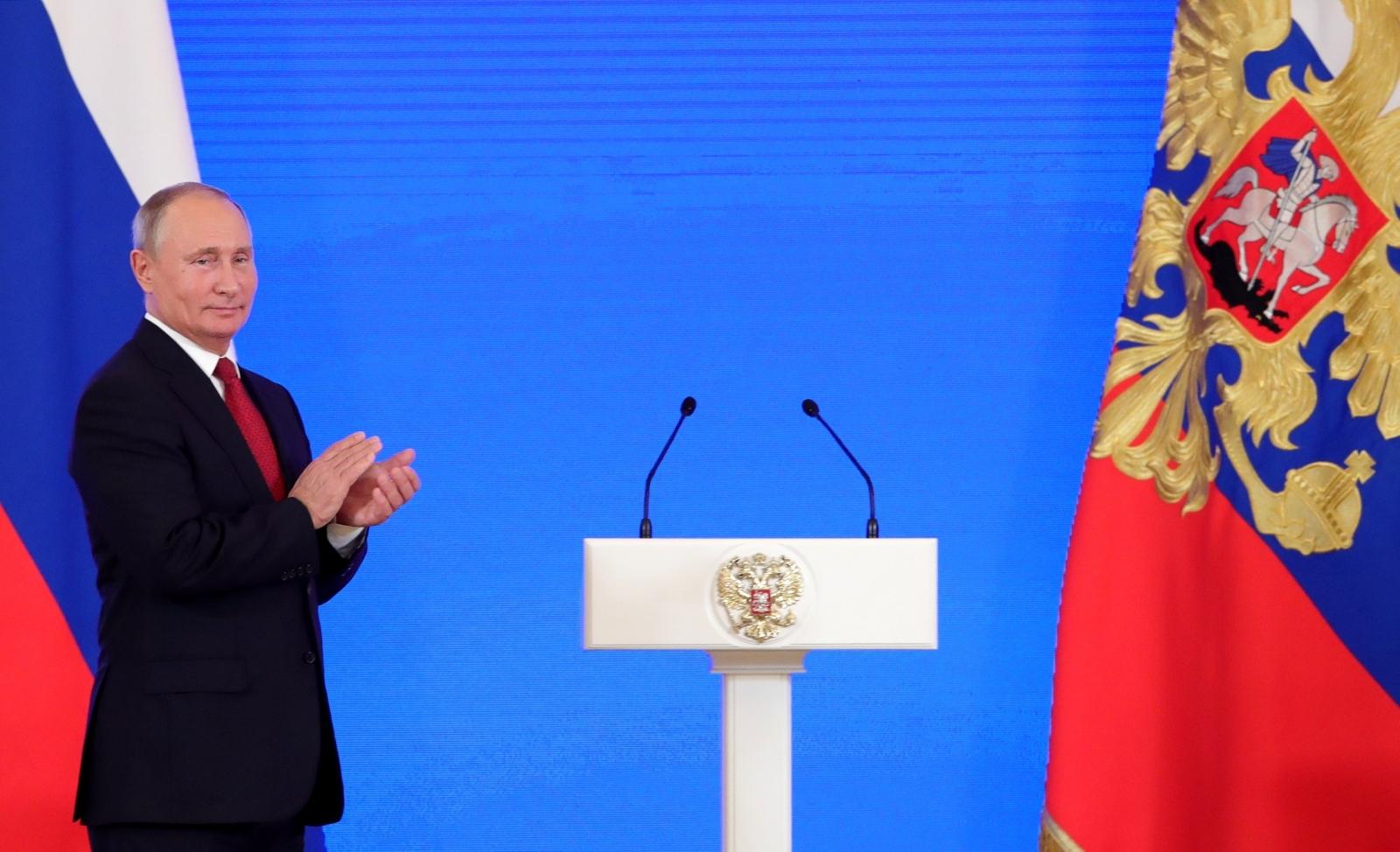 Putin i Trump sastat će se kratko u Parizu