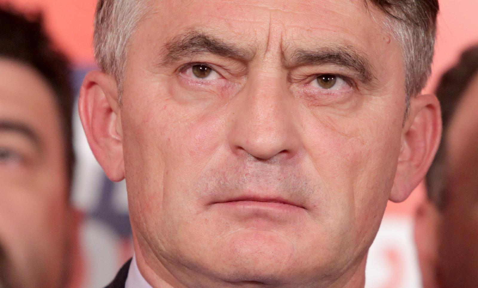 Željko Komšić u Zagrebu se susreo sa Stjepanom Mesićem