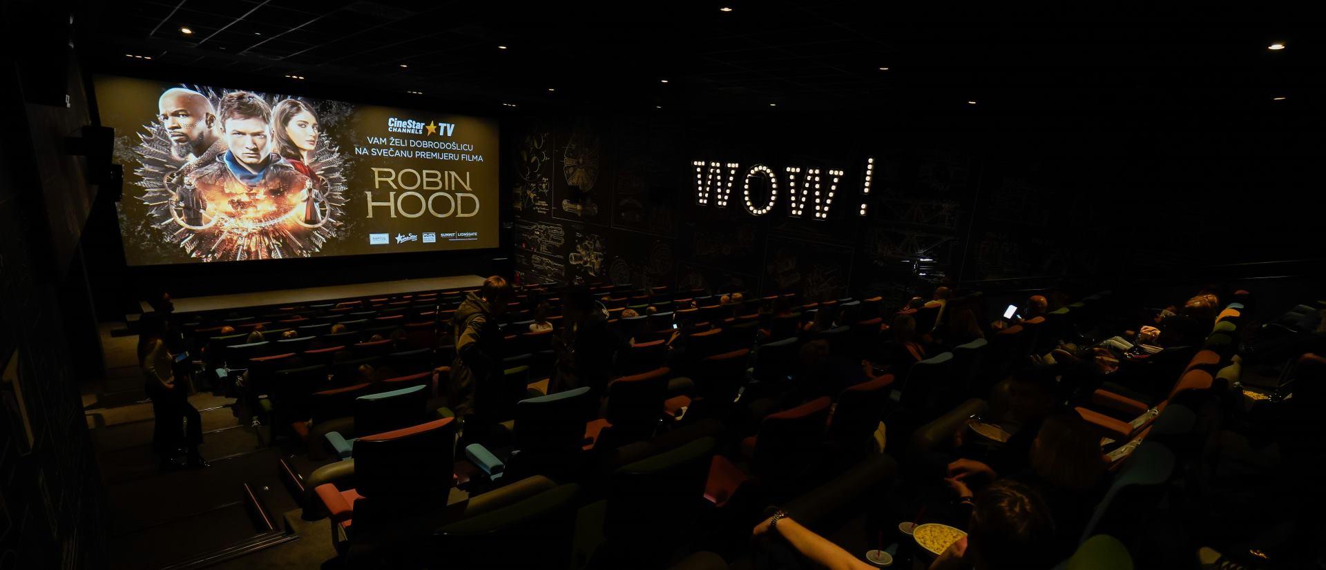 Novi film o Robinu Hoodu sniman je u Dubrovniku i Istri