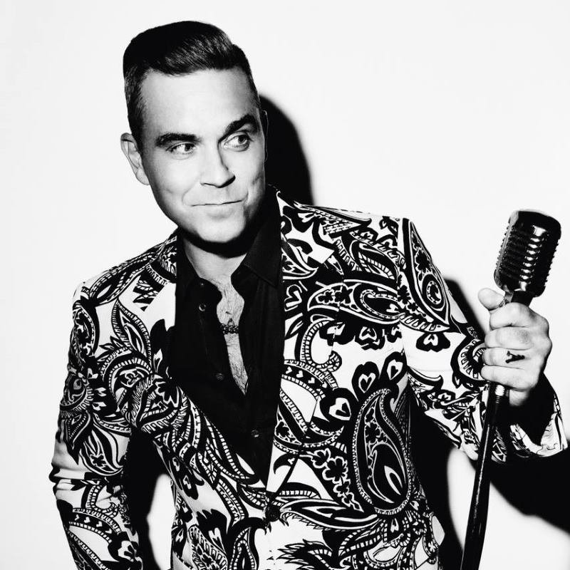 VIDEO: Robbie Williams se veseli nastupima u Las Vegasu