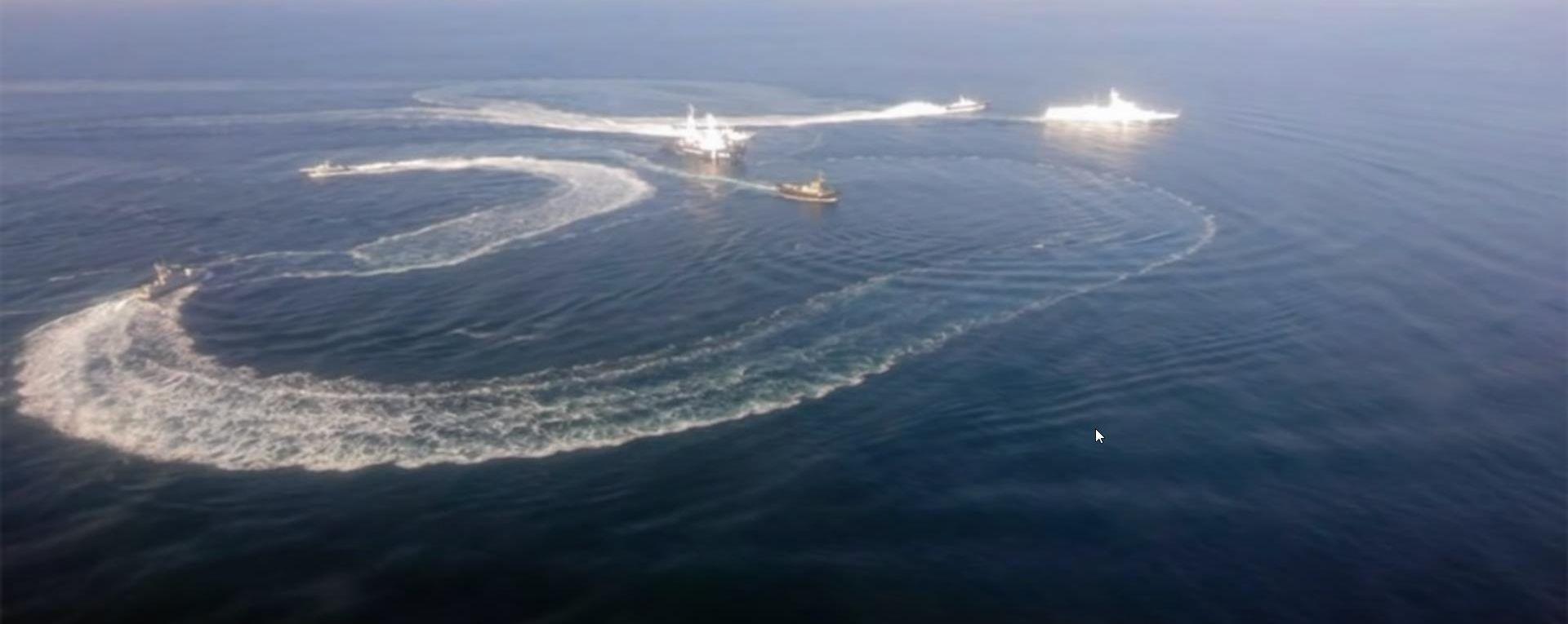 Rusija priznala da je pucala na brodove, Ukrajinci na ulicama Kijeva