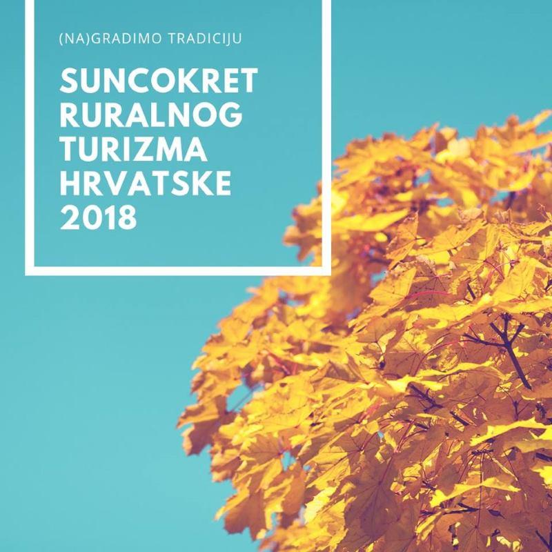Rekordan broj prijava na natječaj 'Suncokret ruralnog turizma'
