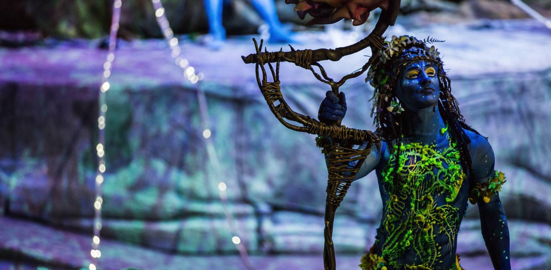 TORUK Spektakl nastao prema filmskoj uspješnici 'Avatar'
