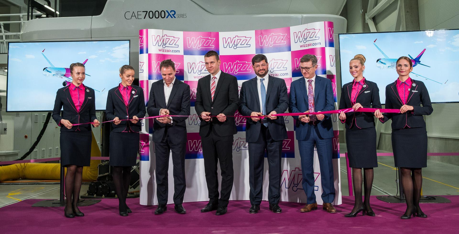 FOTO: Wizz Air otvorio suvremeni Trening centar u Budimpešti