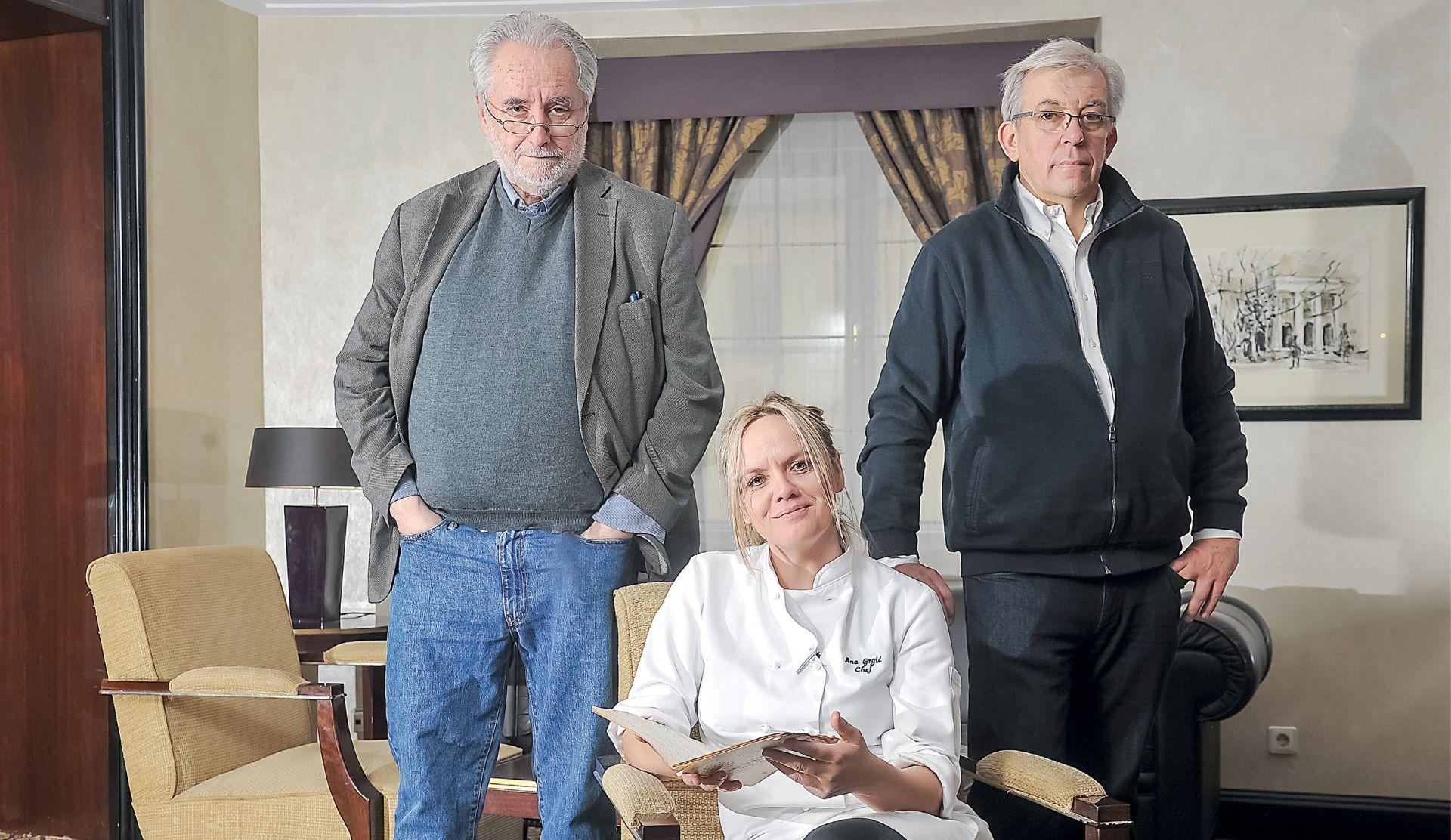 Slastice omame Vilme postale knjiga o povijesti obitelji