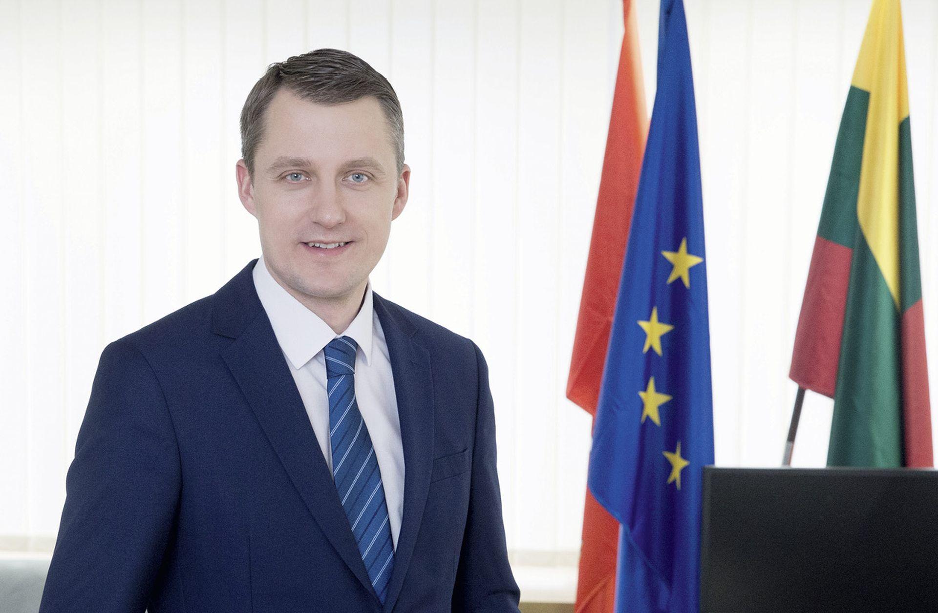 Vaičiūnas: 'LNG na Krku može spriječiti ruski plinski monopol'