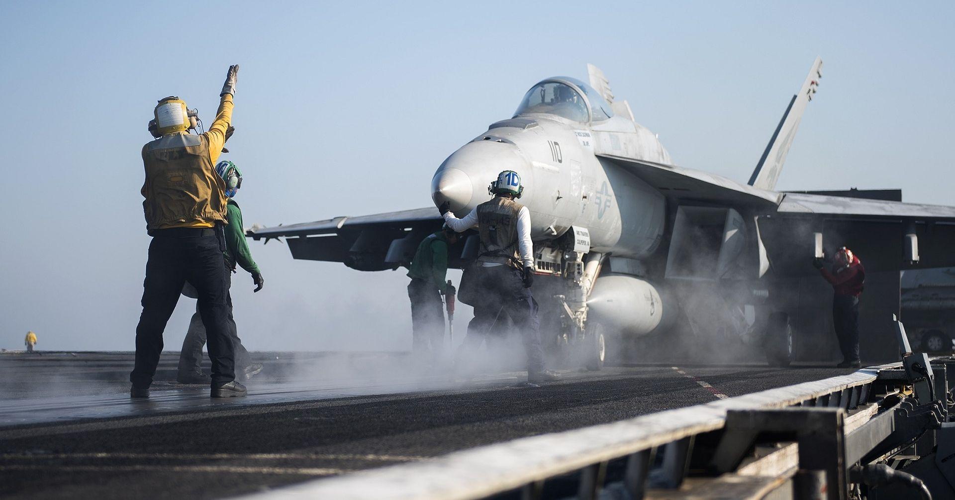 Američki borbeni avion srušio se u Filipinsko more