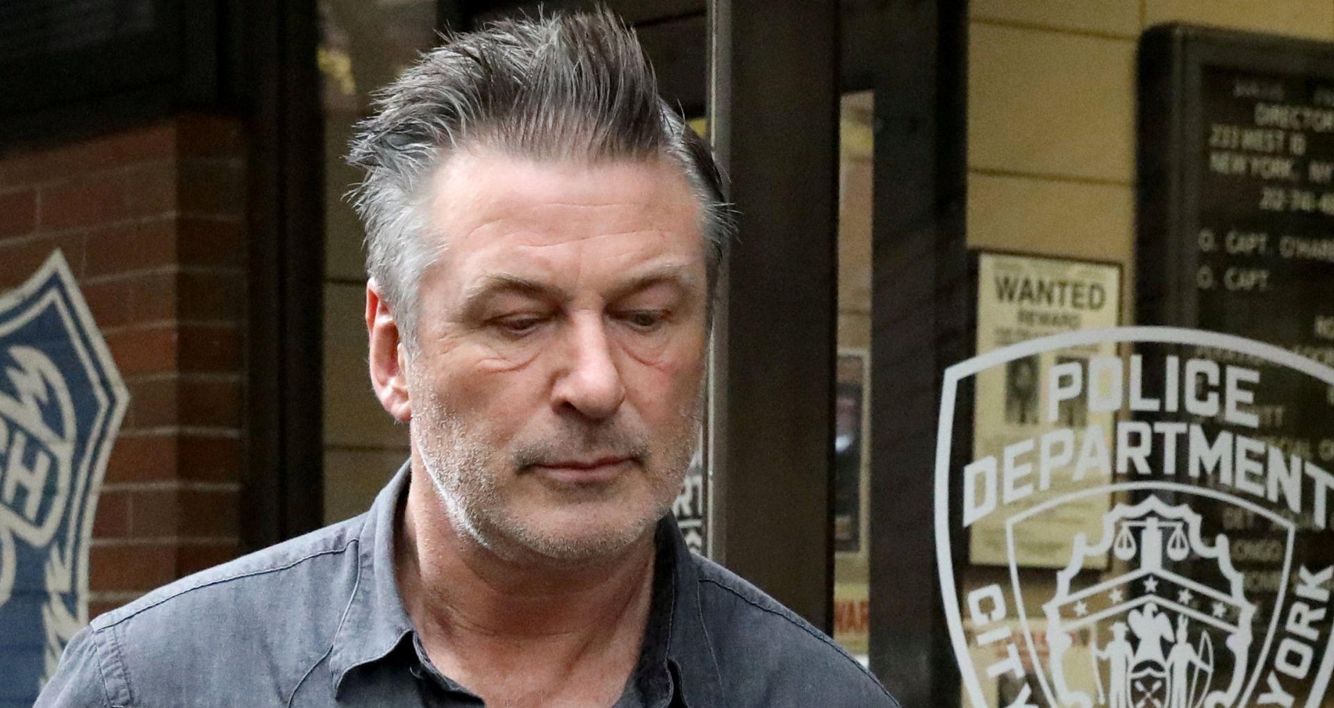 Alec Baldwin uhićen jer se potukao oko parkinga