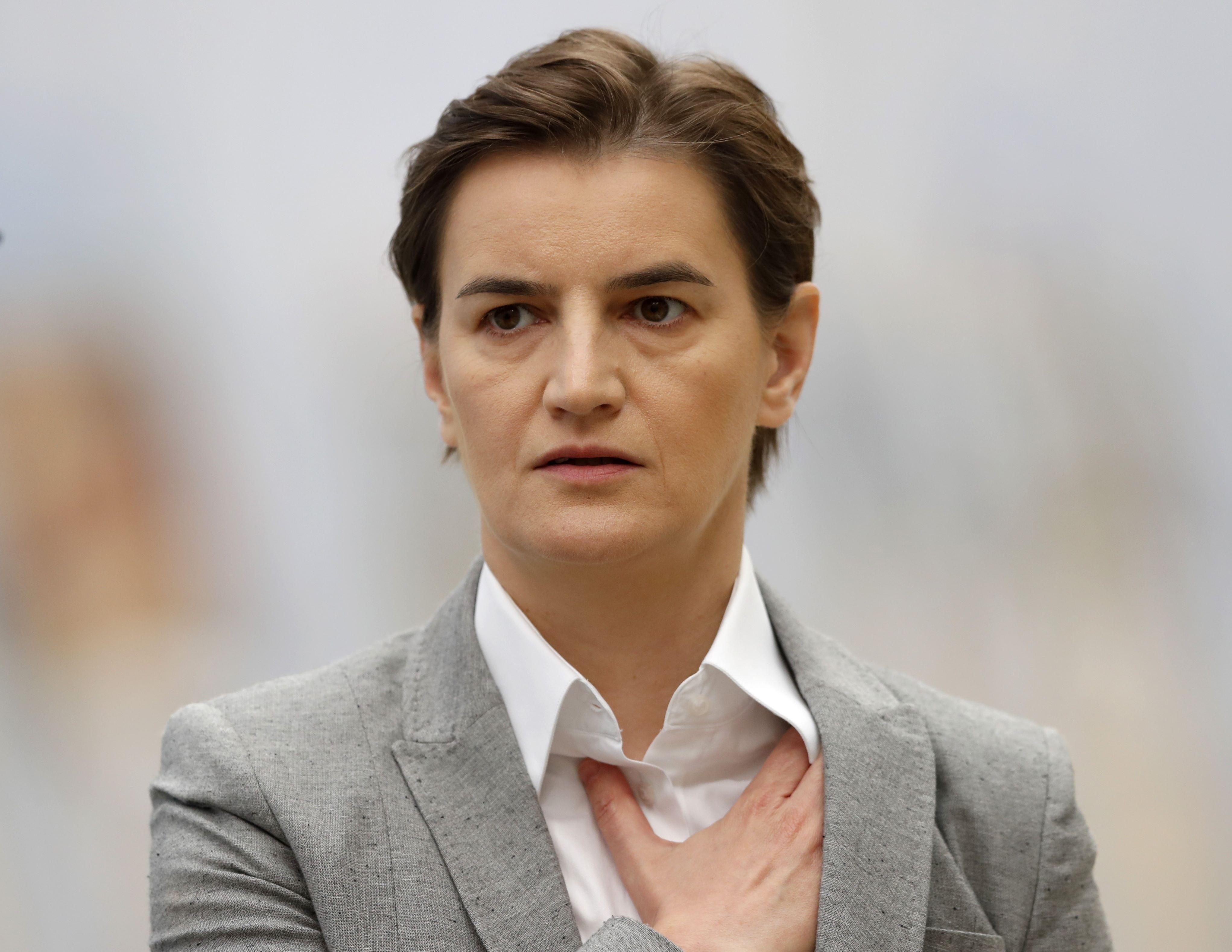 """BRNABIĆ """"U Srebrenici nije bio genocid"""""""
