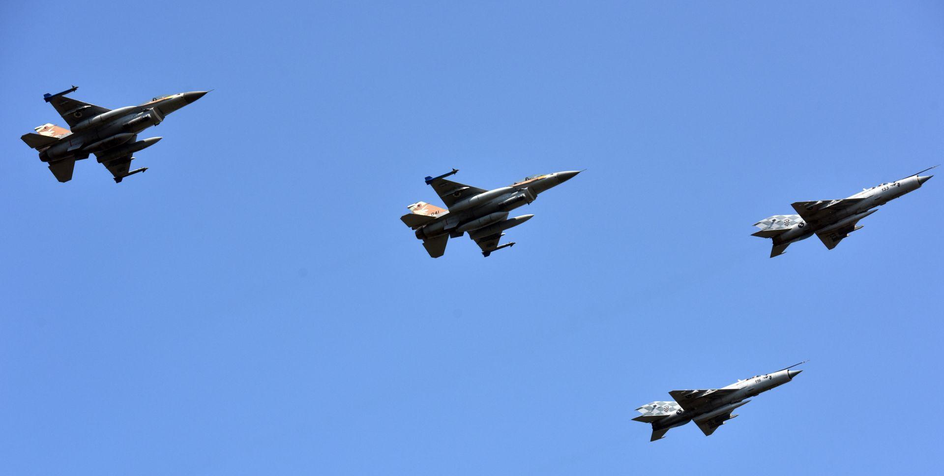"""MORH """"Zrakoplov F-16 ne poskupljuje"""""""