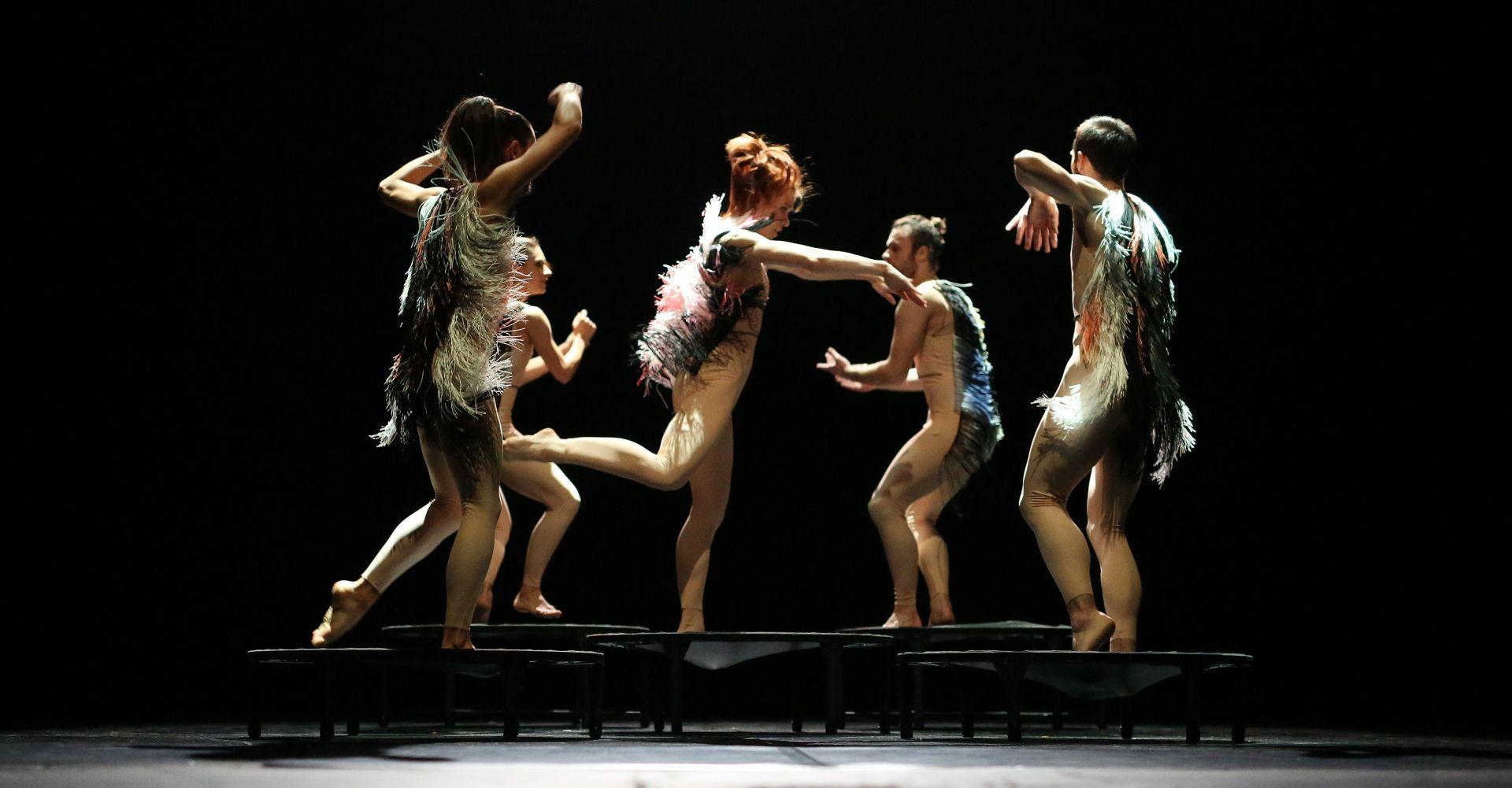 """Riječki Balet priprema četverodijelnu predstavu """"4 bolera"""""""