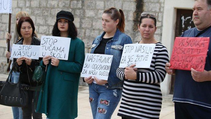 BRAČ Krik protiv vršnjačkog nasilja