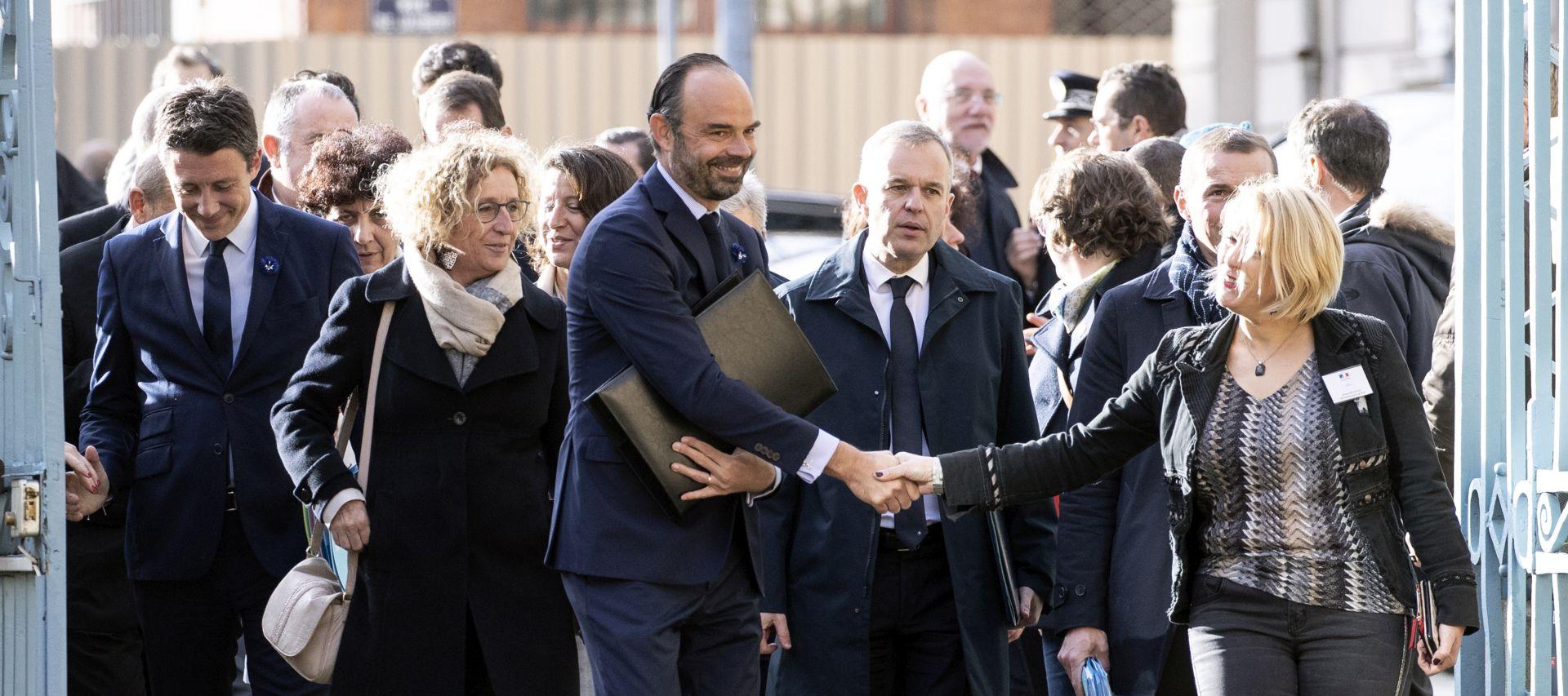 FRANCUSKA Porast napada na Židove