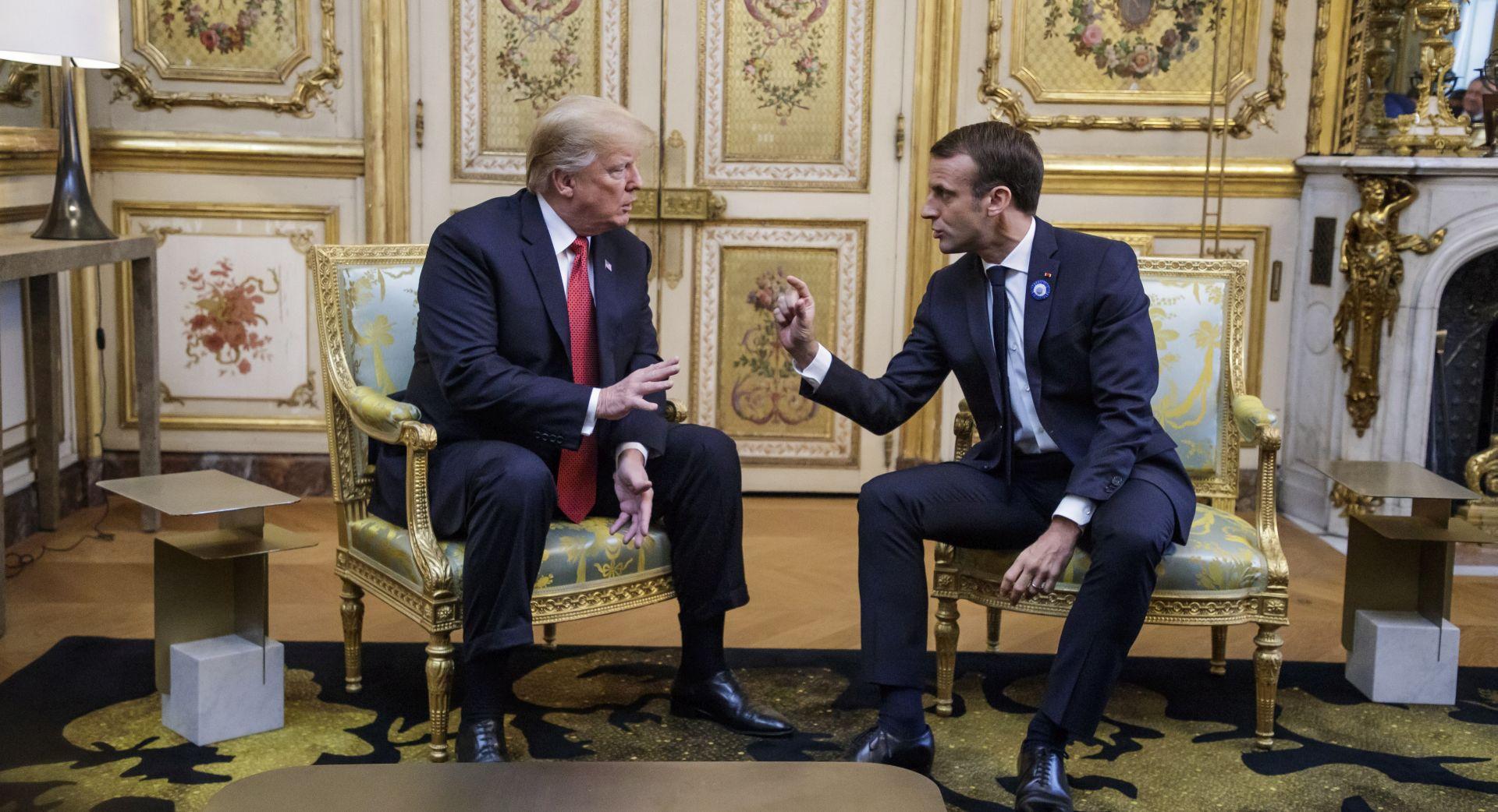 """MACRON """"Francuska je američki saveznik, ne vazalska država"""""""