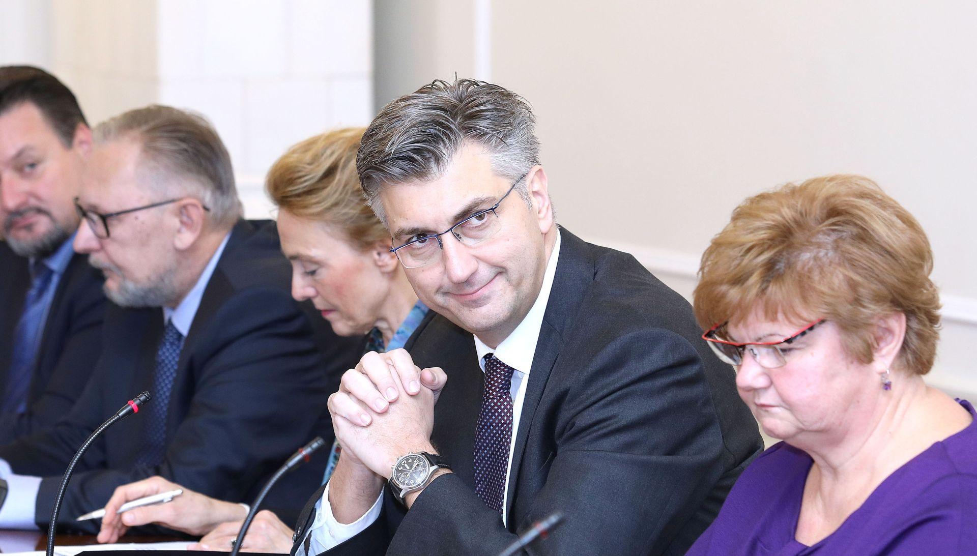 """PLENKOVIĆ SE BRANI """"Zakon ne predviđa izuzeće premijera"""""""