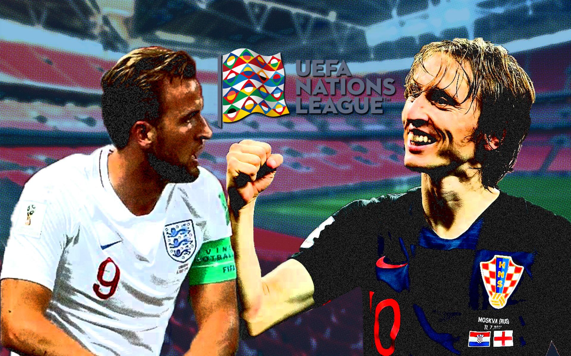 ENGLESKA – HRVATSKA 2:1, Hrvatska ispala iz elite Lige nacija
