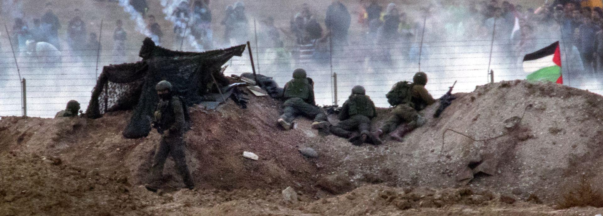 GAZA Izraelske snage ubile šestoricu Palestinaca