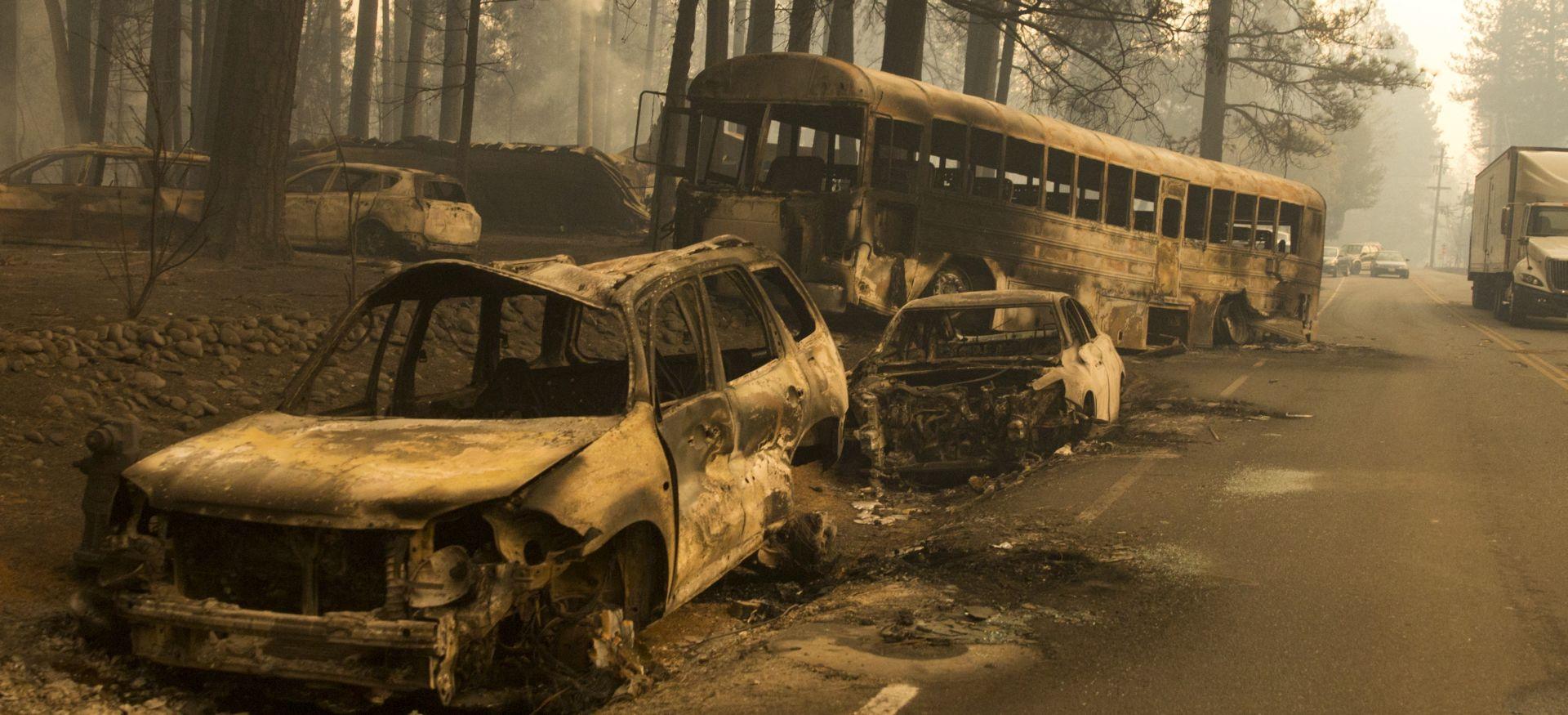 KALIFORNIJA Najmanje 9 mrtvih u požaru