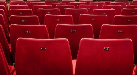 Zatvorena kina i kazališta u Ujedinjenom Kraljevstvu