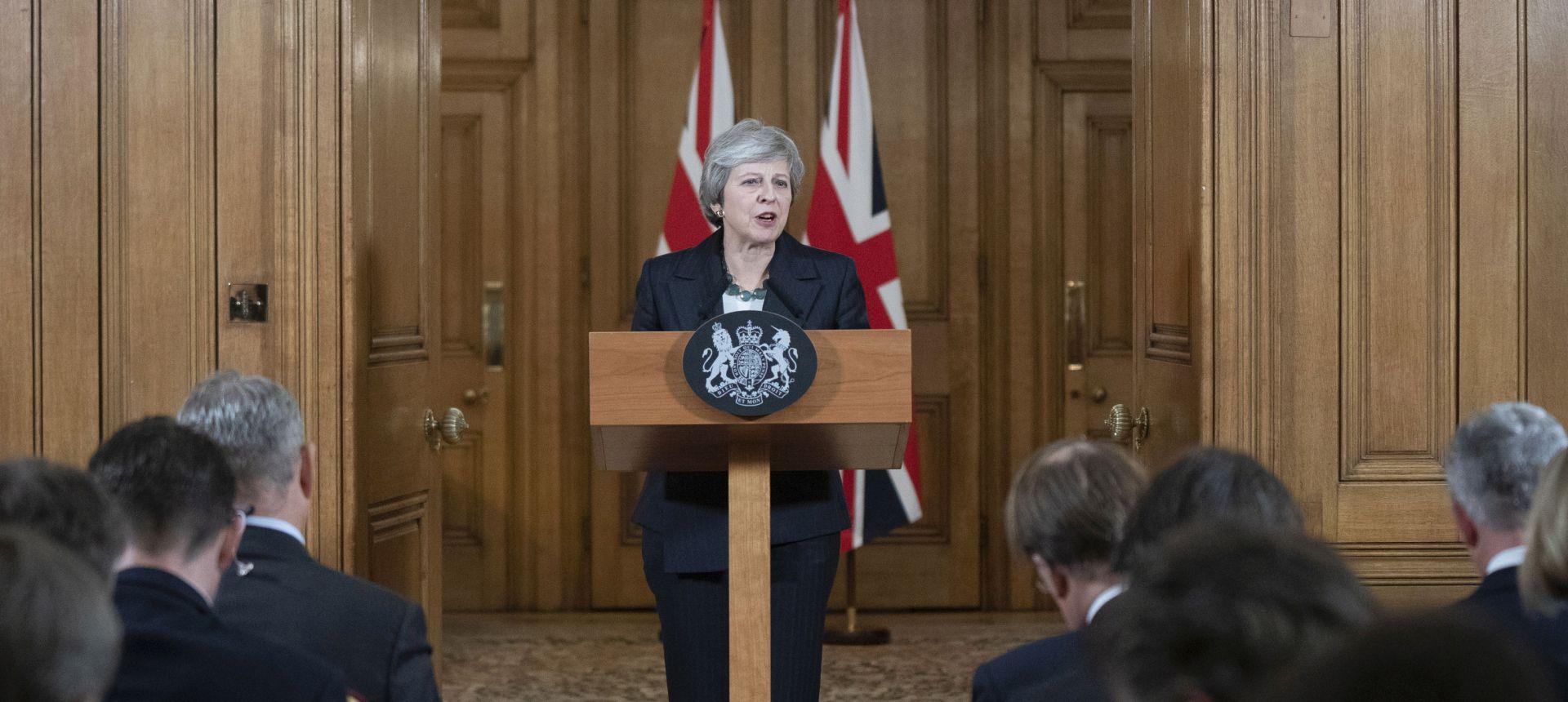 """MAY """"Dogovor o Brexitu je najbolji za moju zemlju"""""""