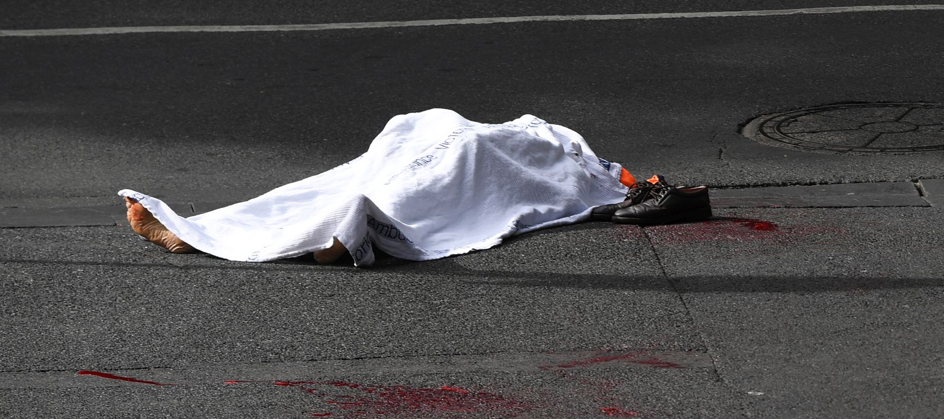 MELBOURNE Krvavi napad nožem