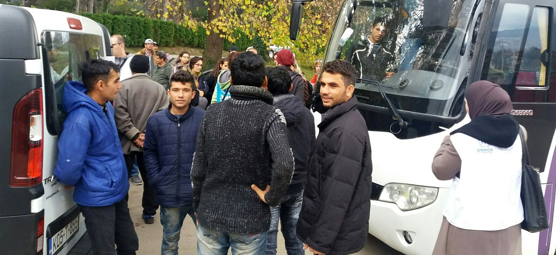 Migranti iz Bihaća vraćeni u Sarajevo