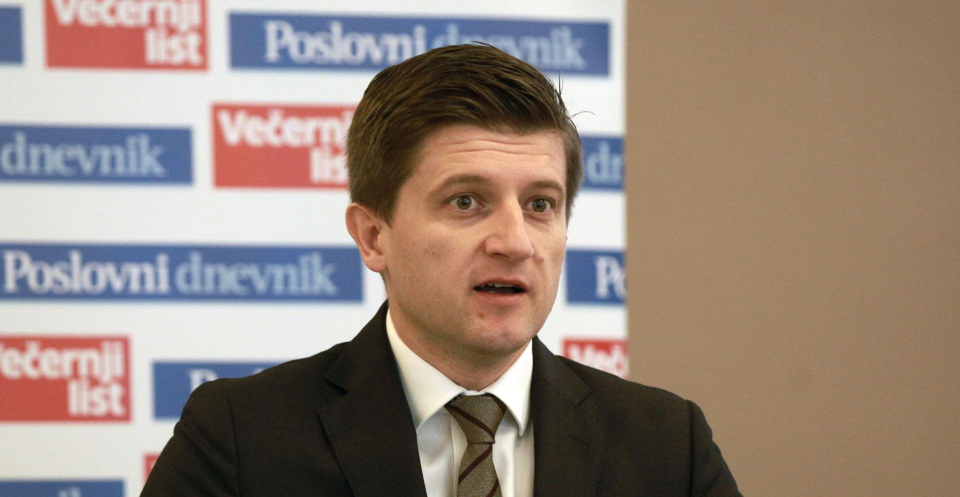 """MARIĆ """"Zadnja ponuda povećanje osnovice plaća od 3%"""""""
