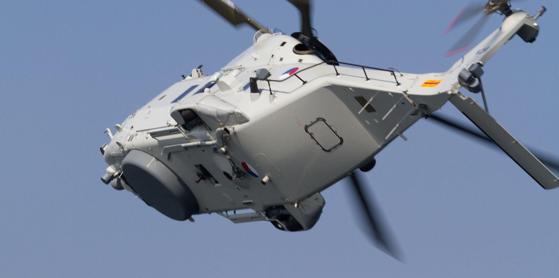 Turski vojni helikopter srušio se u Istanbulu, četiri osobe poginule