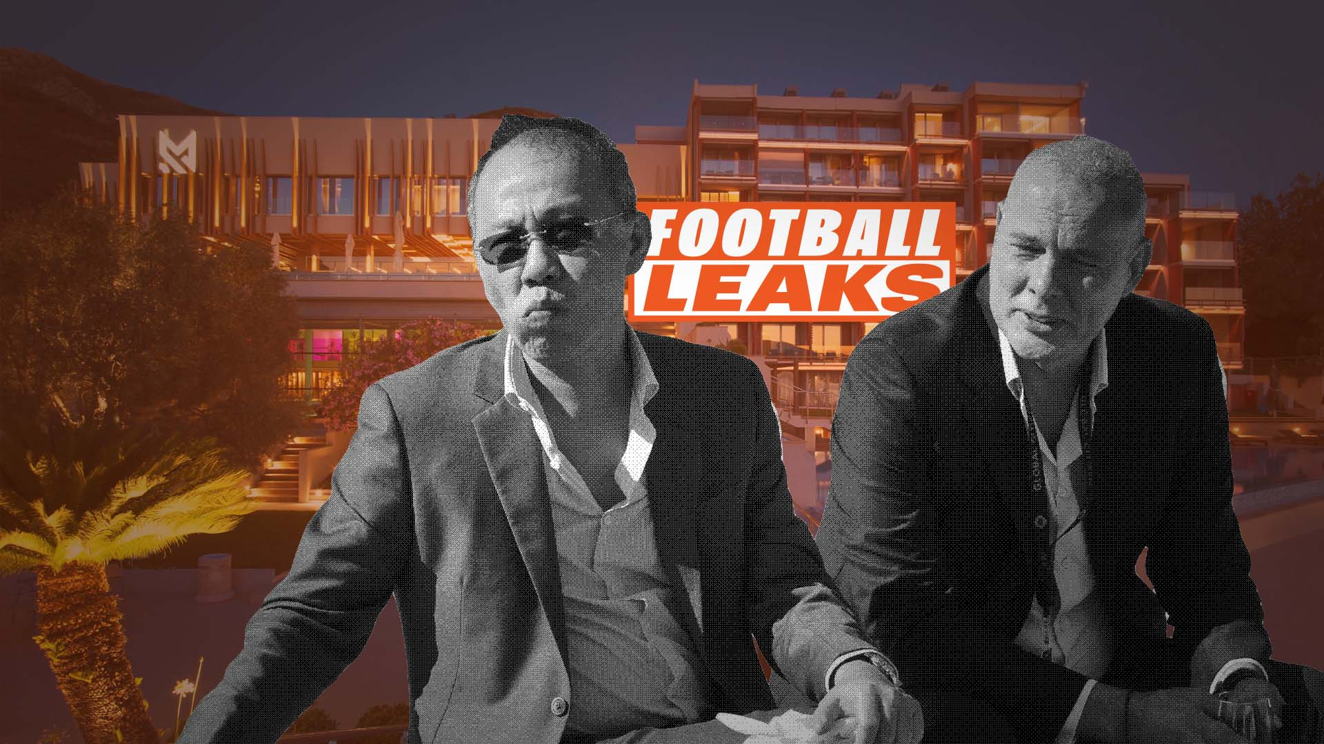 FOOTBALL LEAKS How Chinese Triad online bookmaker Paul Phua bought coast of Montenegro