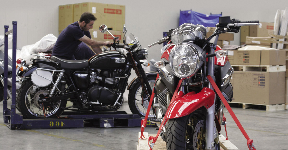 GEFCO razvio novo rješenje za lociranje i praćenje nosača za transport motocikala