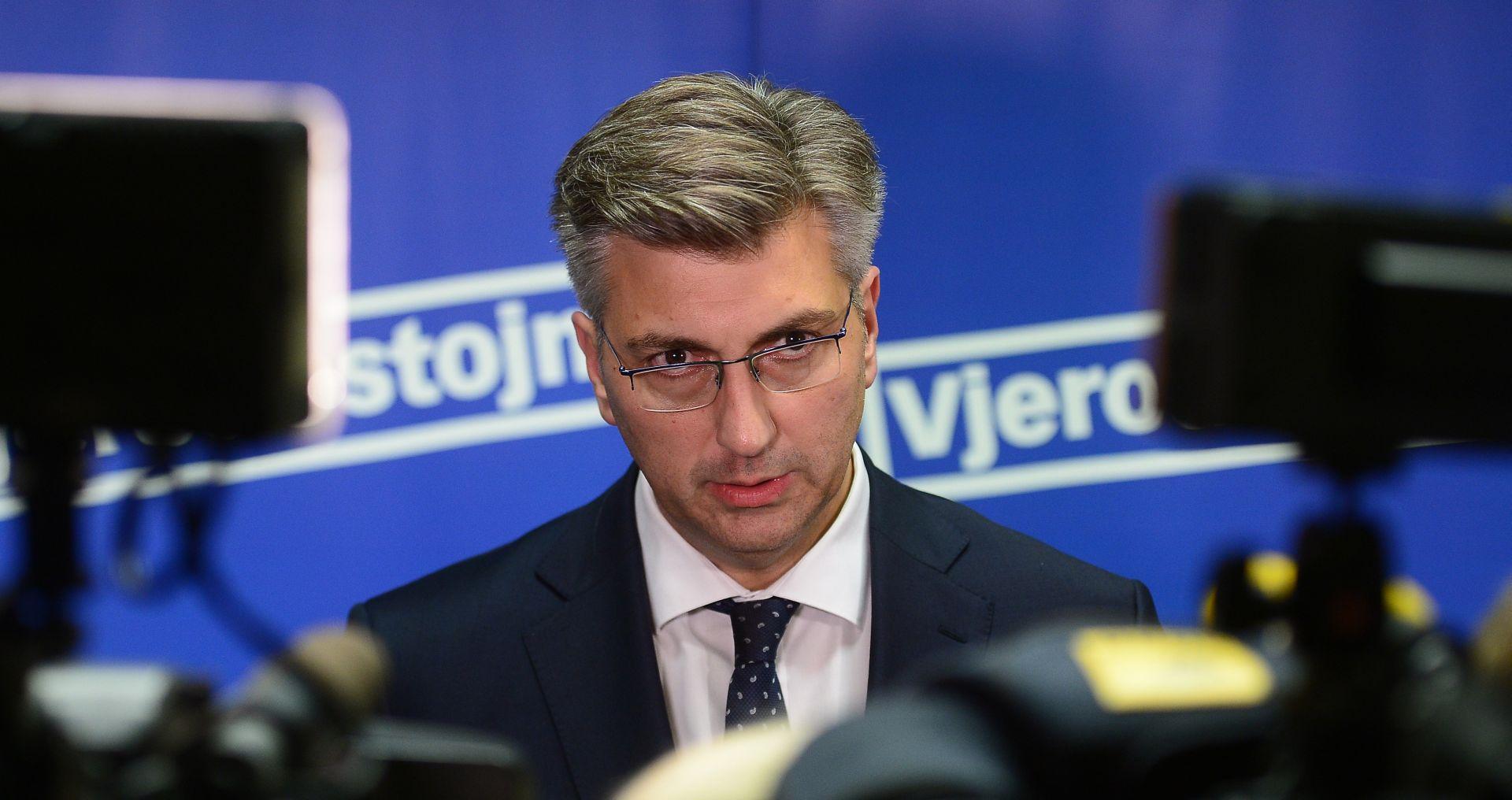 """PLENKOVIĆ """"Predsjednica mora objasniti zašto je mijenjala stav"""""""