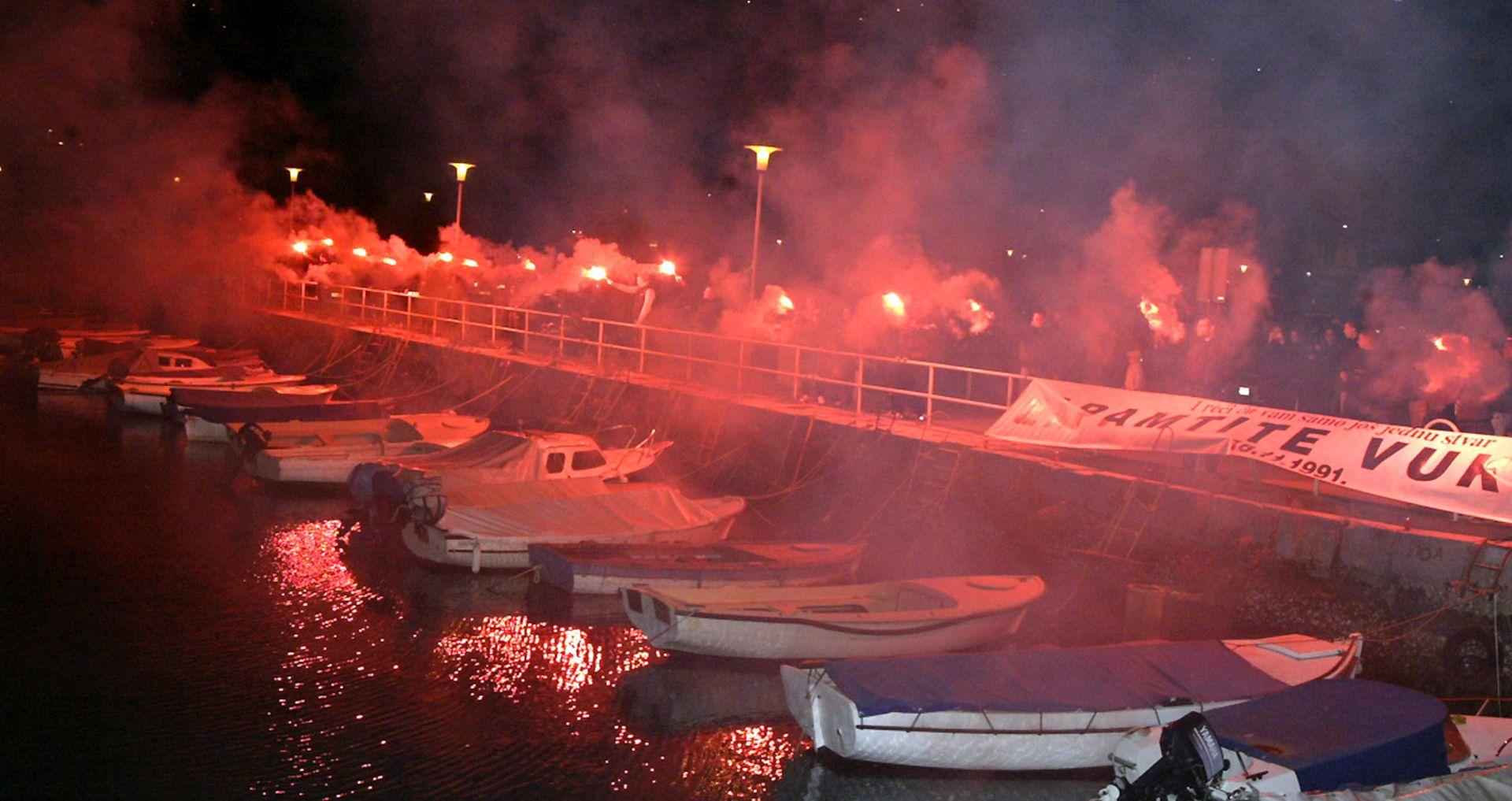 RIJEKA Obilježena vukovarska tragedija