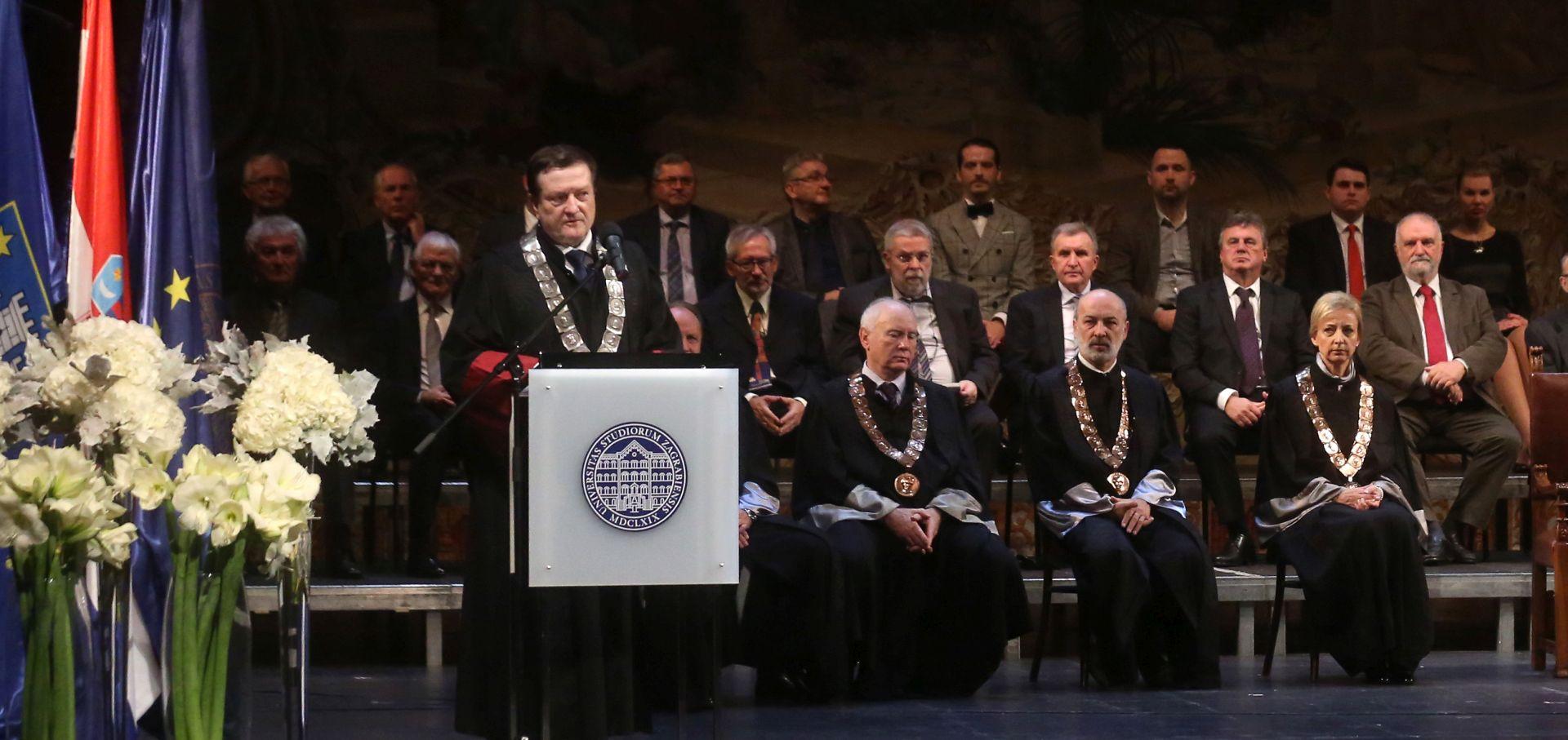 Obilježen Dan zagrebačkoga Sveučilišta